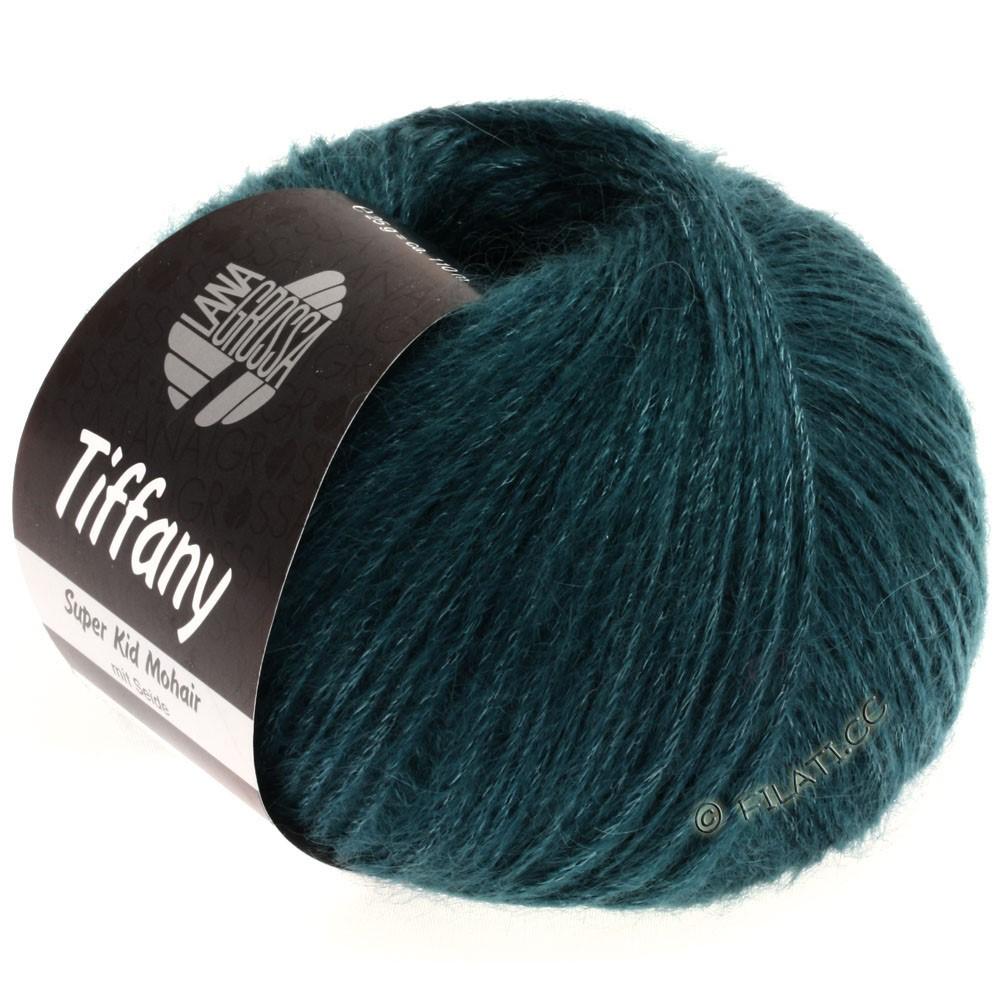 Lana Grossa TIFFANY | 04-petrol blå