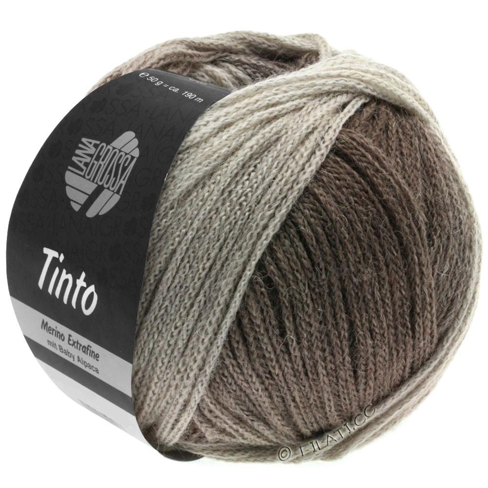 Lana Grossa TINTO | 12-grège/stengrå/gråbrun/mudder