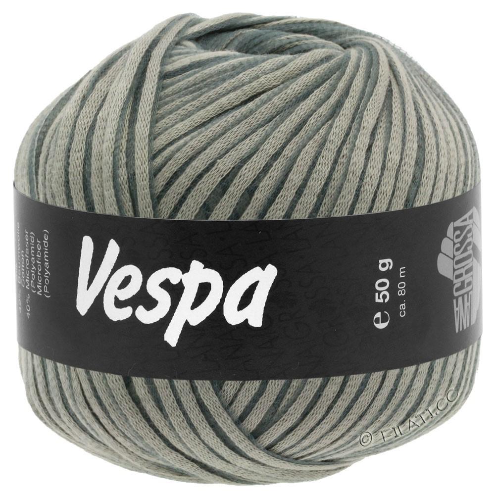 Lana Grossa VESPA | 002-grå/blågrå