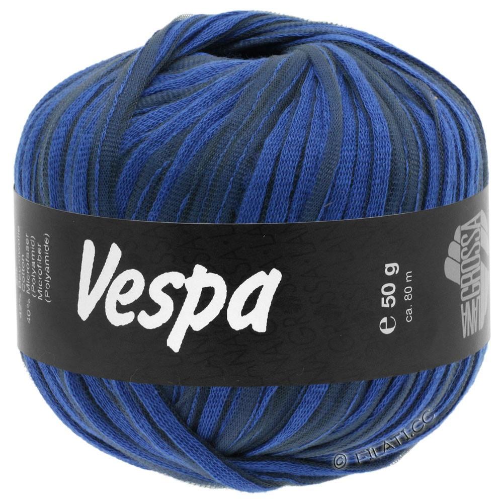 Lana Grossa VESPA | 011-blå/antracit