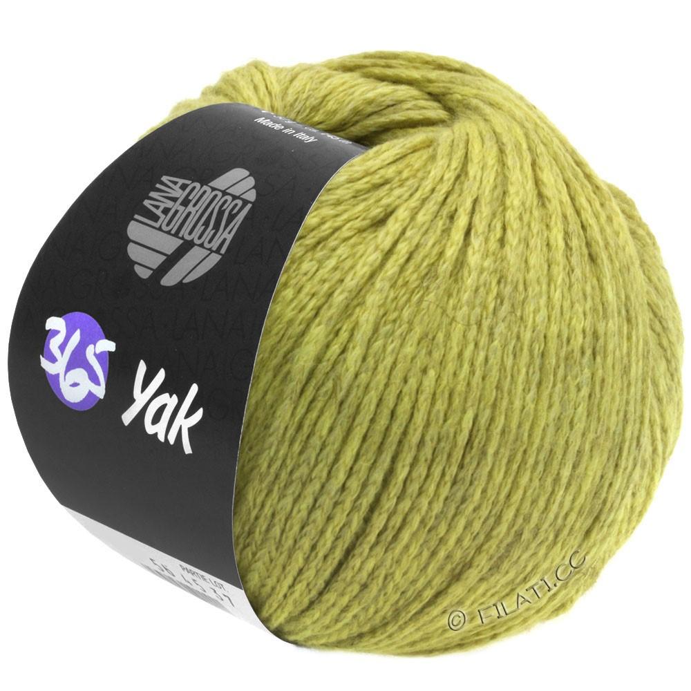 Lana Grossa 365 YAK | 05-grønbeige/lysegrå