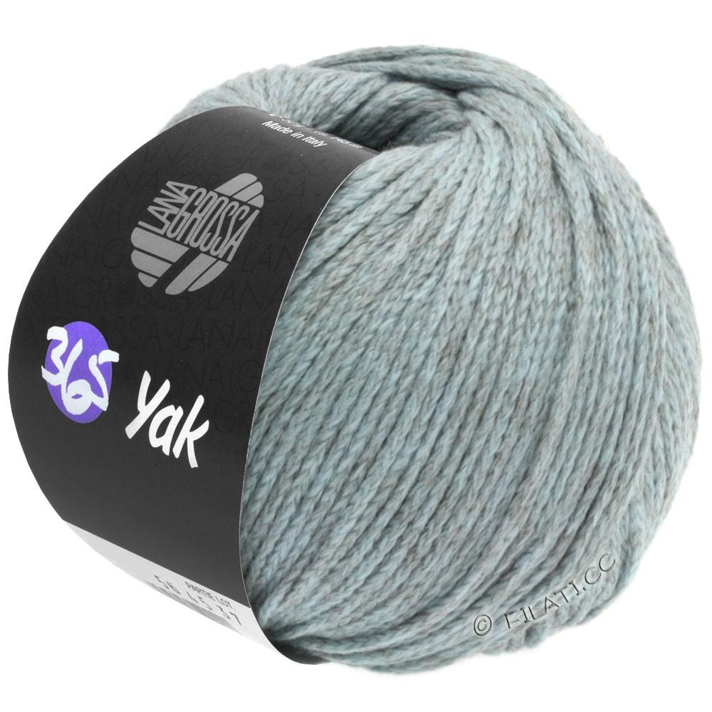 Lana Grossa 365 YAK | 08-lyseblå/grå