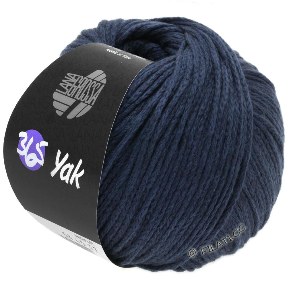 Lana Grossa 365 YAK | 14-mørkeblå