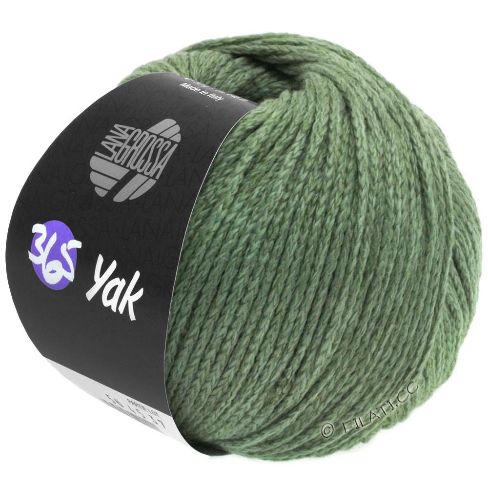 Lana Grossa 365 YAK | 15-resedagrøn