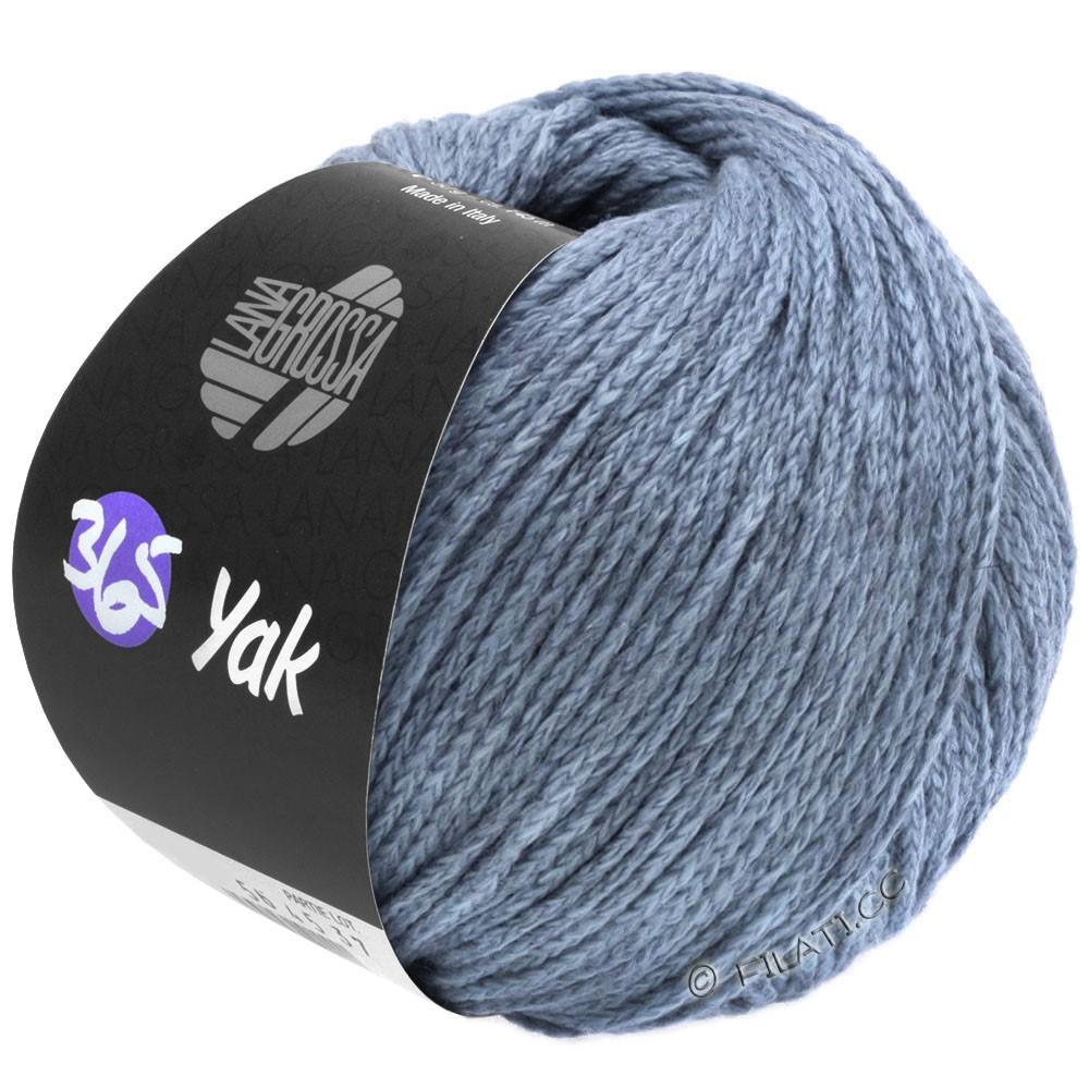 Lana Grossa 365 YAK | 22-dueblå/grå