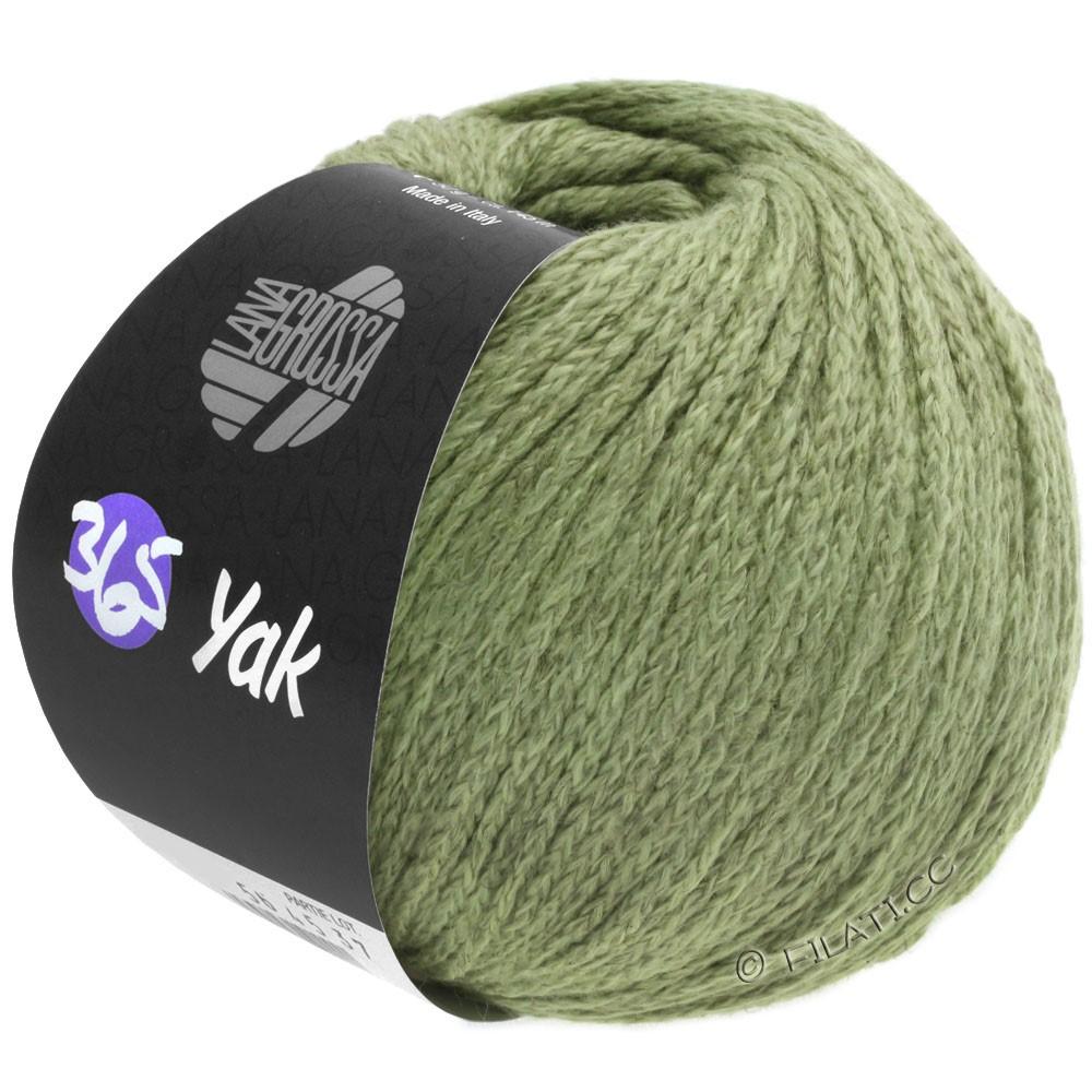 Lana Grossa 365 YAK   32-kakigrøn