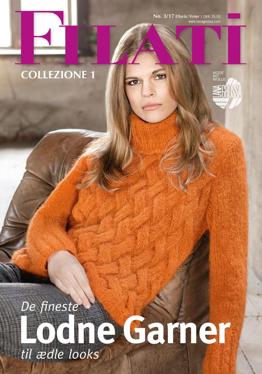 Lana Grossa FILATI COLLEZIONE Udgave 3 (DK)