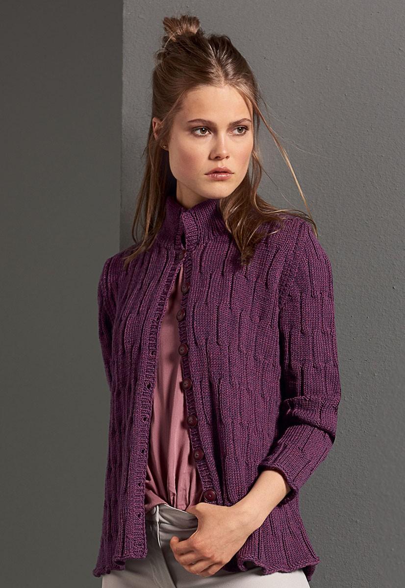 Lana Grossa JAKKE Cool Wool Big Melange