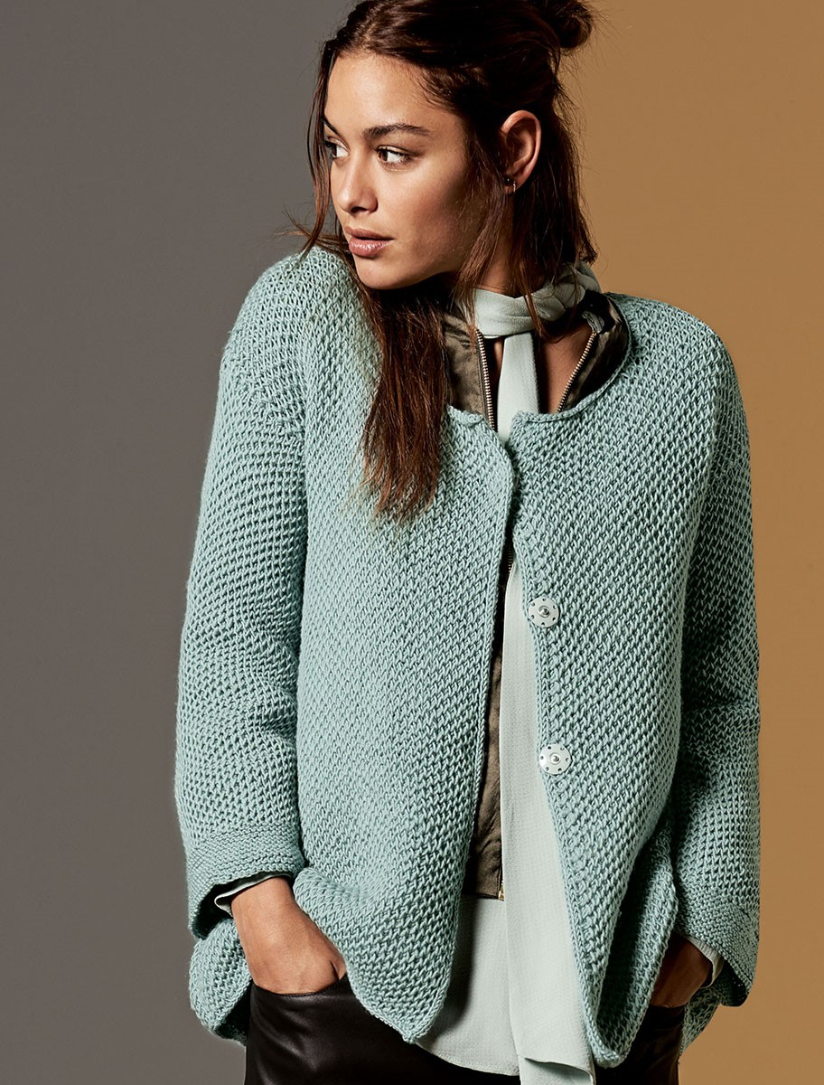 Lana Grossa JAKKE Cool Wool Melange