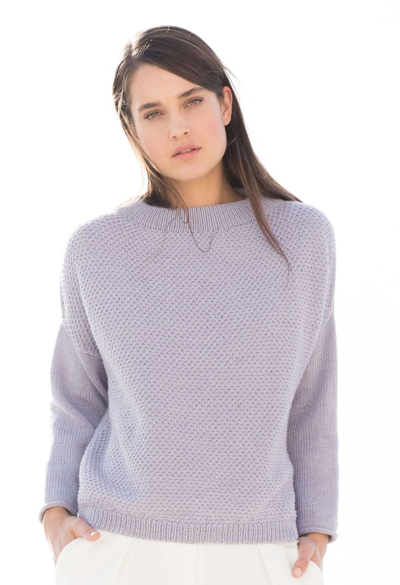 Lana Grossa PULLOVER Cool Wool