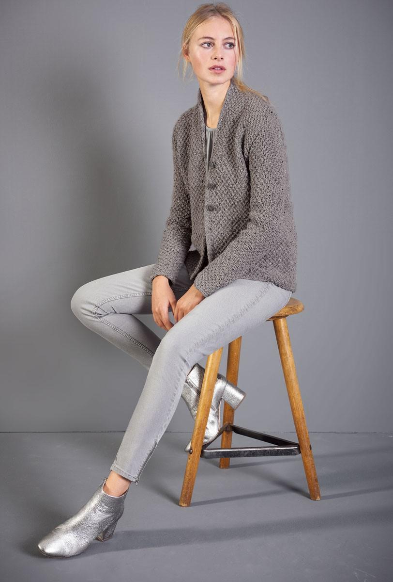 Lana Grossa JAKKE Royal Tweed