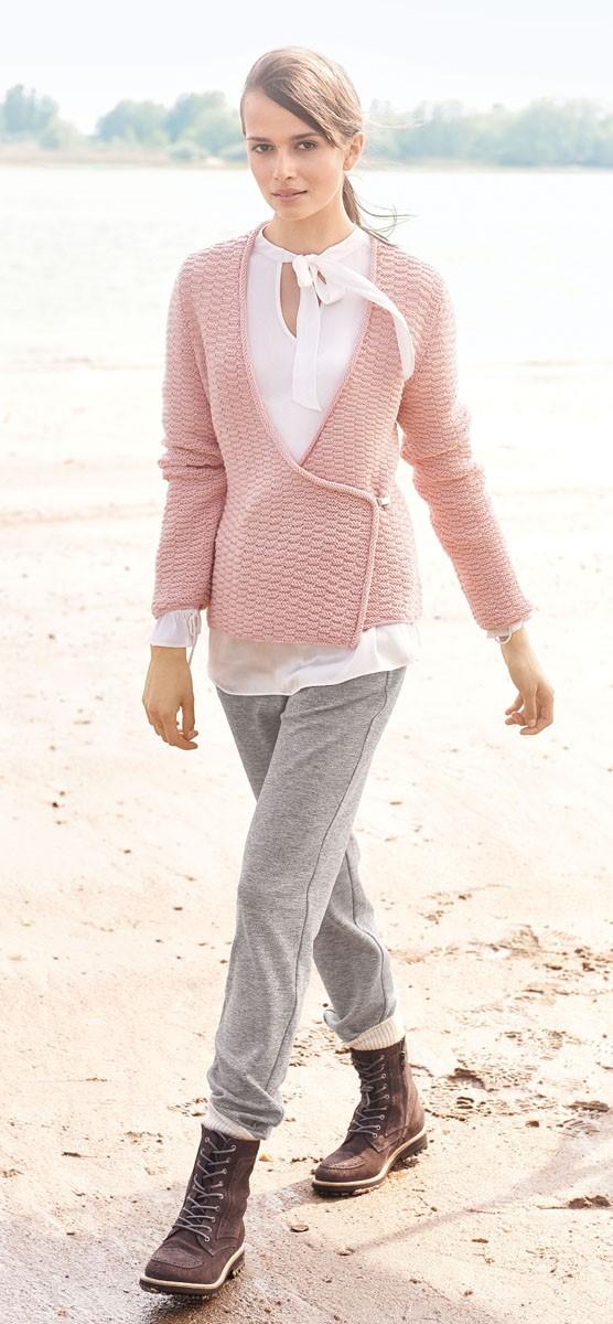 Lana Grossa JAKKE Cool Wool
