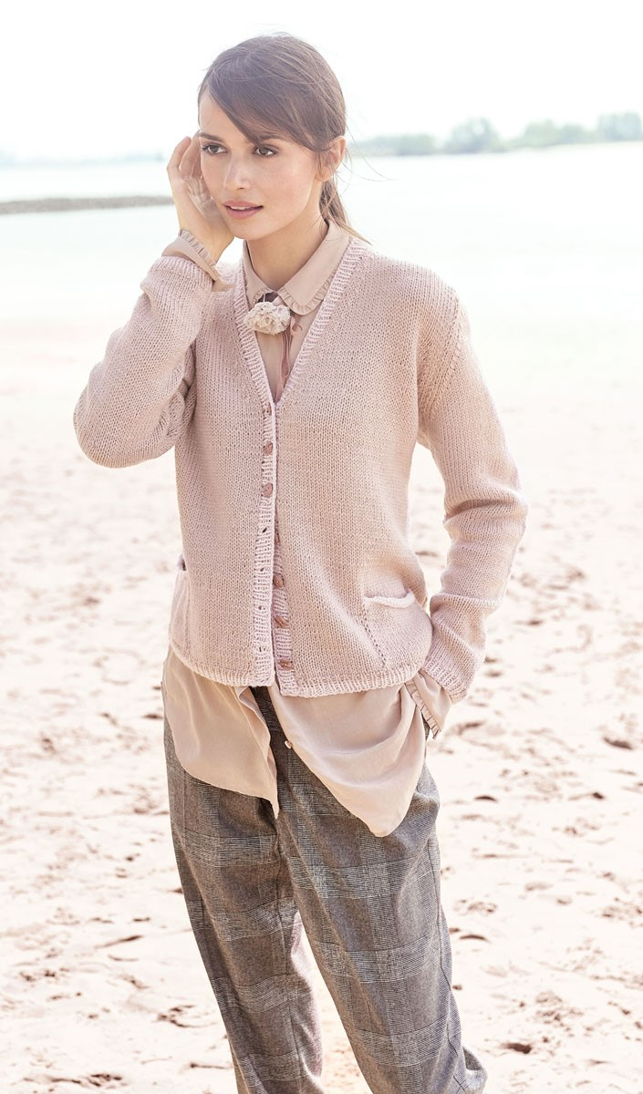 Lana Grossa JAKKE Cool Wool Alpaca