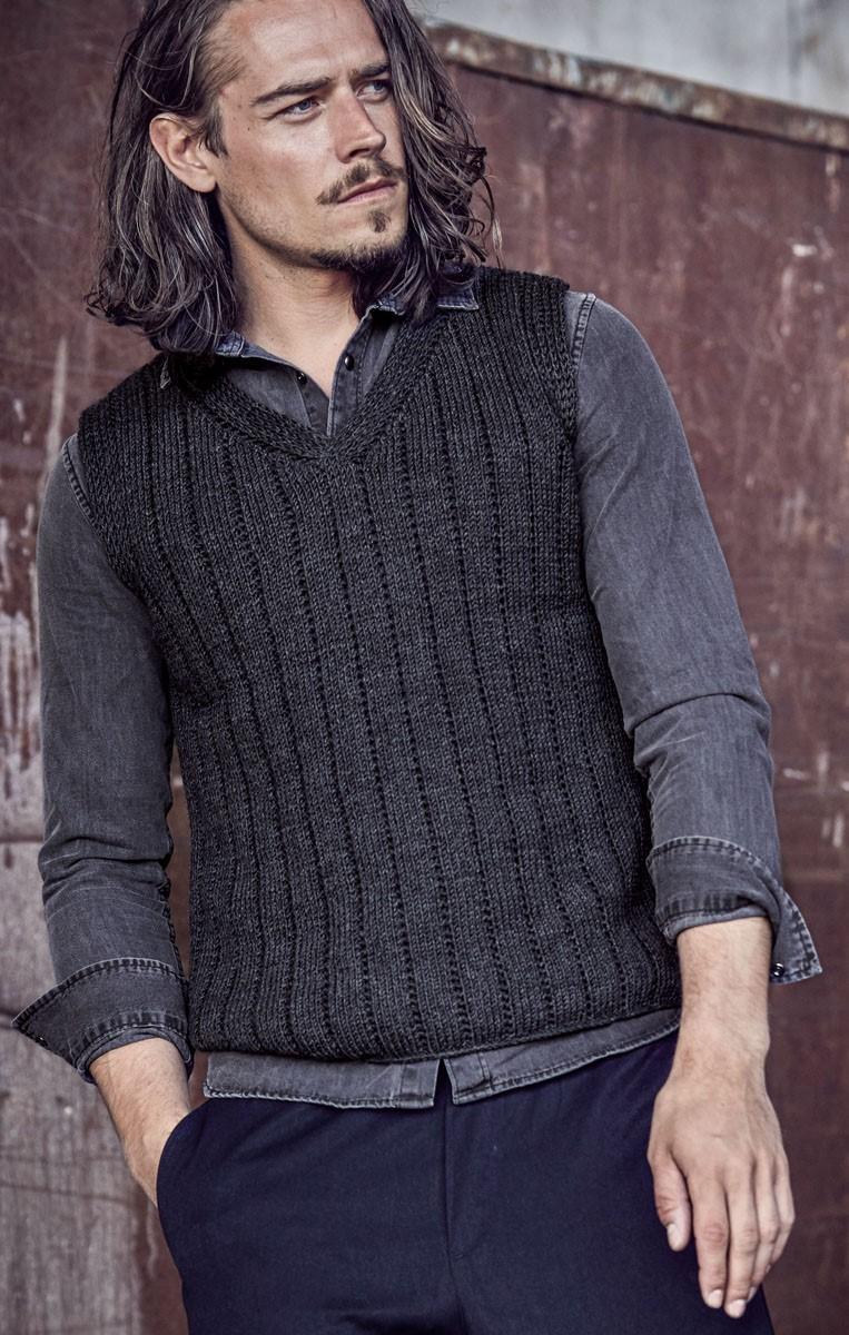 Lana Grossa SLIPOVER Cool Wool Big