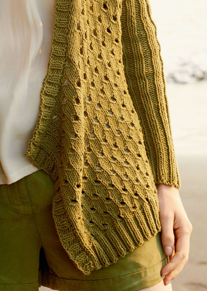 Lana Grossa JAKKE Cool Cotton