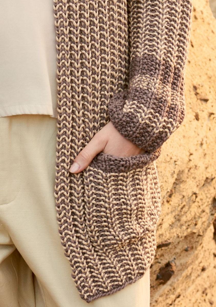 Lana Grossa JAKKE Only Cotton