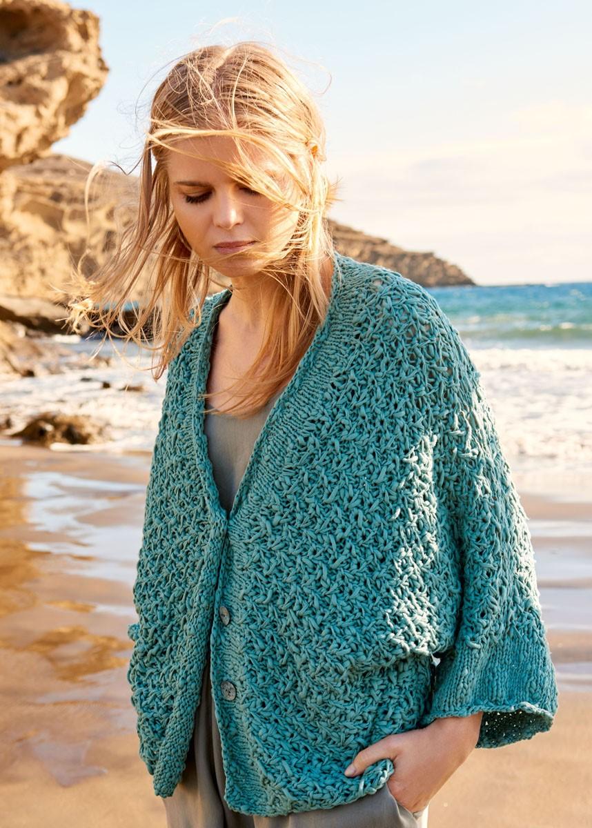 Lana Grossa JAKKE Cotton Style