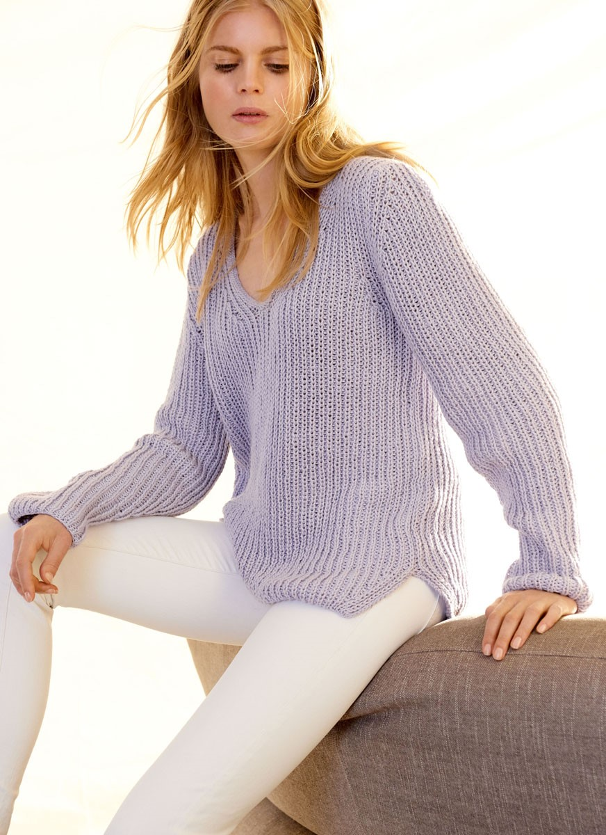 Lana Grossa SWEATER 365 Cotone