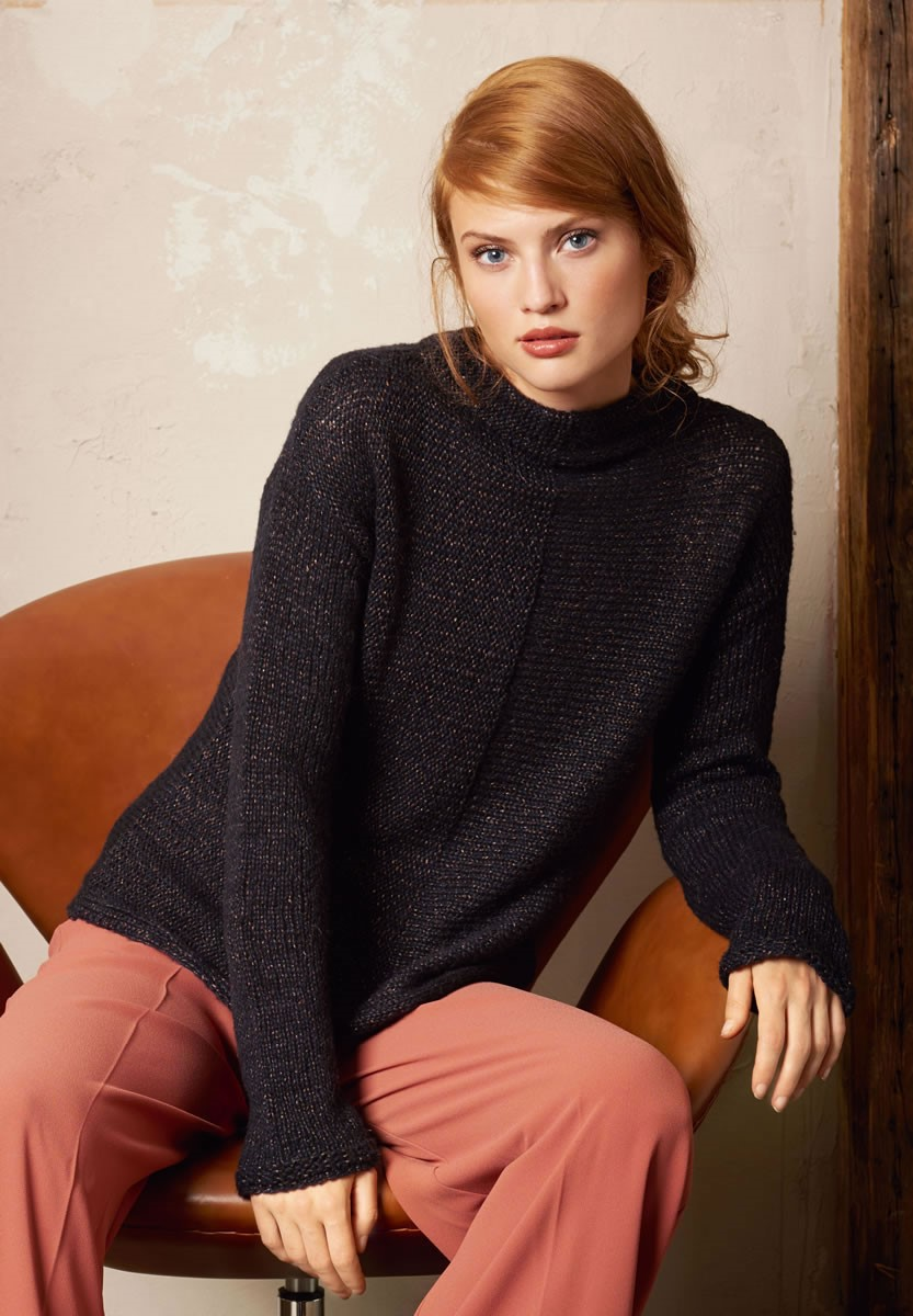Lana Grossa SWEATER Stellina