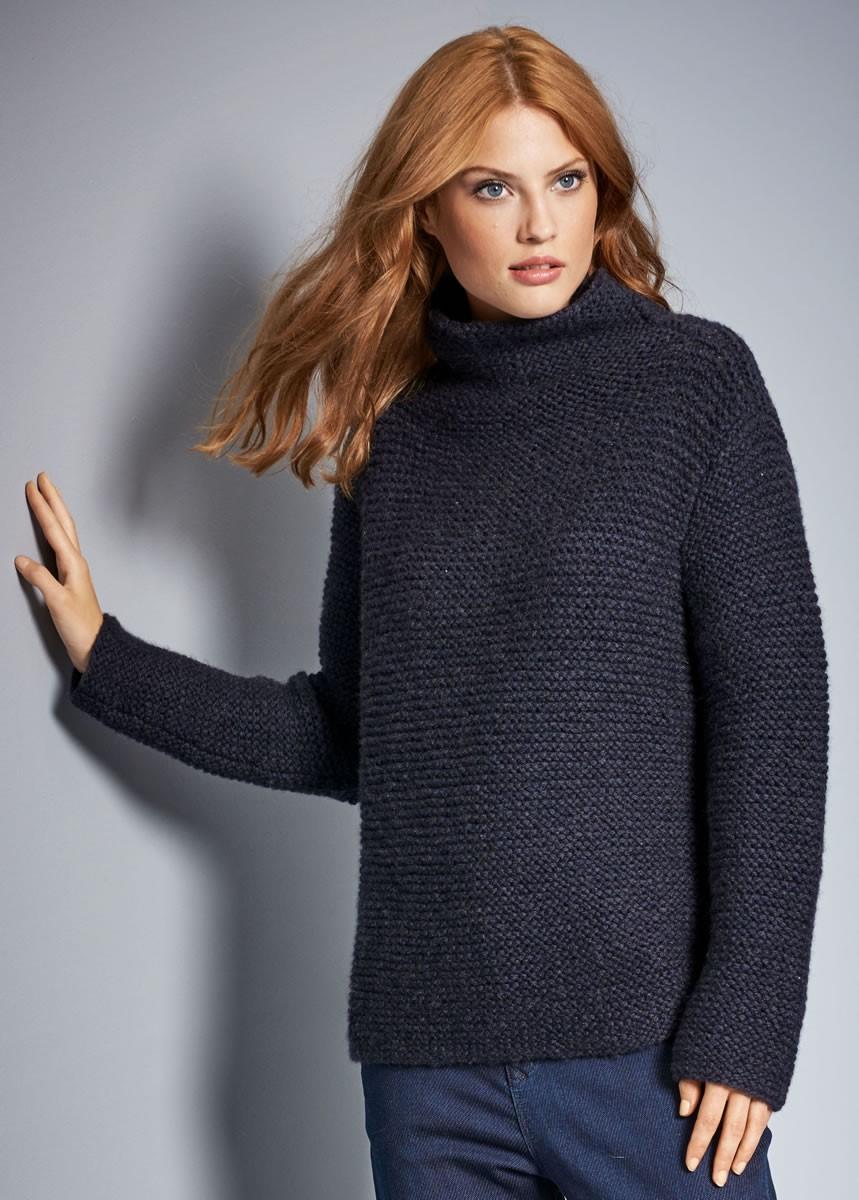 Lana Grossa SWEATER Alta Moda Cashmere 16