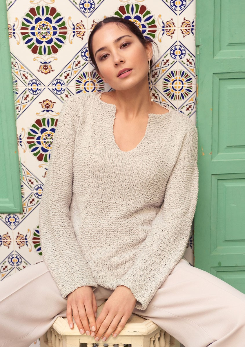 Lana Grossa SWEATER 4 Capi