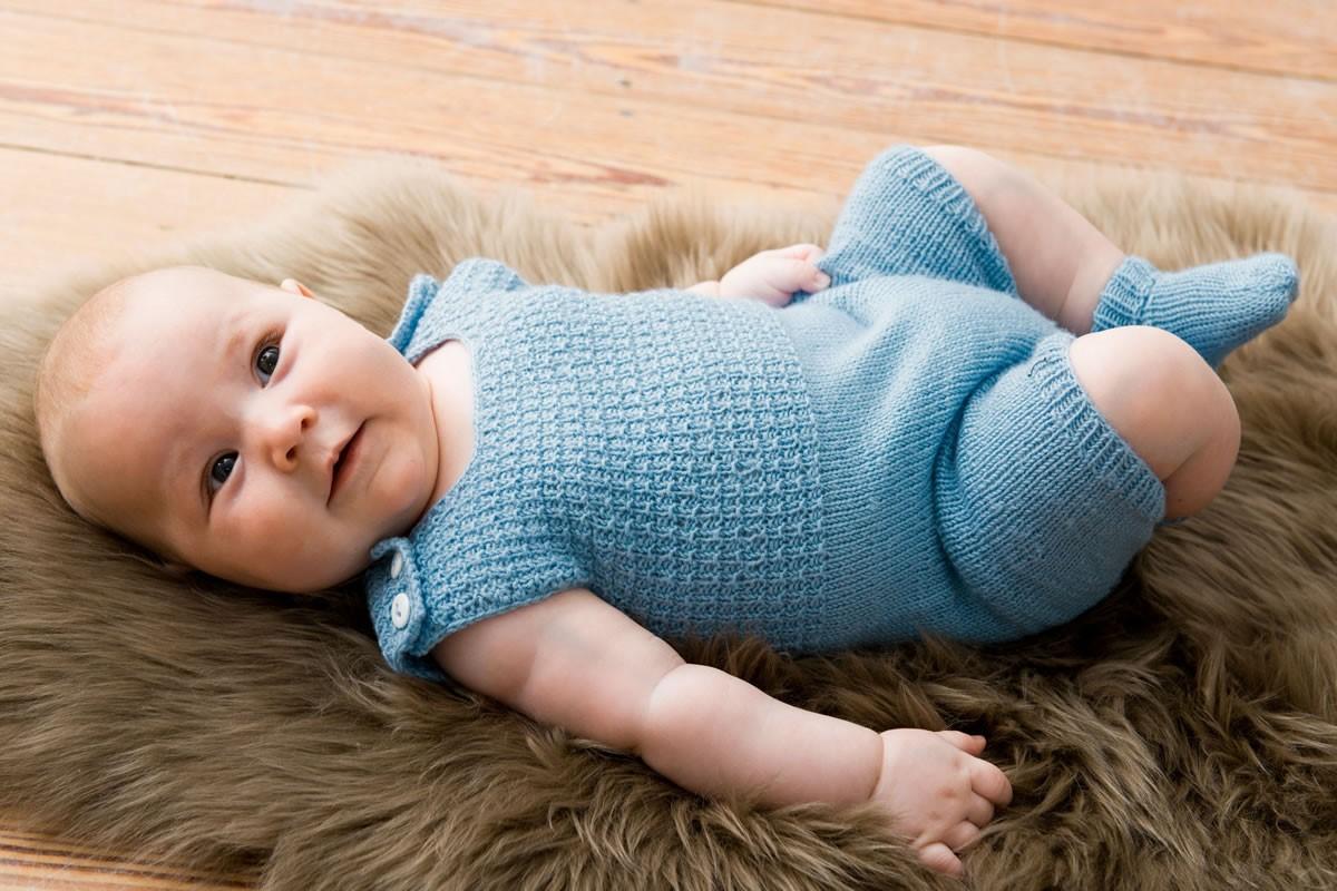 Lana Grossa SPARKEBUKSER Cool Wool Baby
