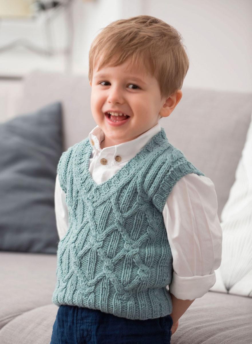 Lana Grossa SLIPOVER Cool Wool Big Melange