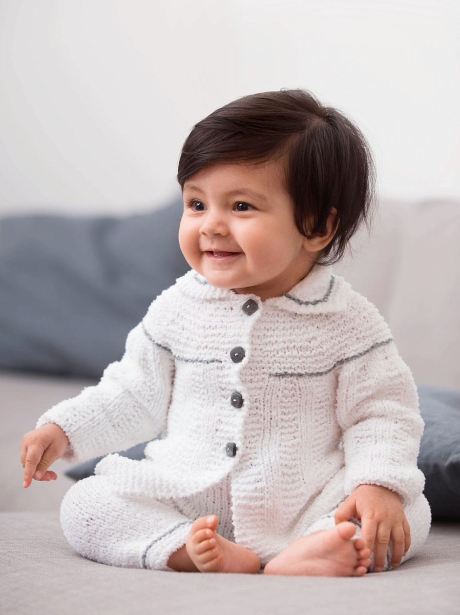 Lana Grossa BUKSER Baby Soft