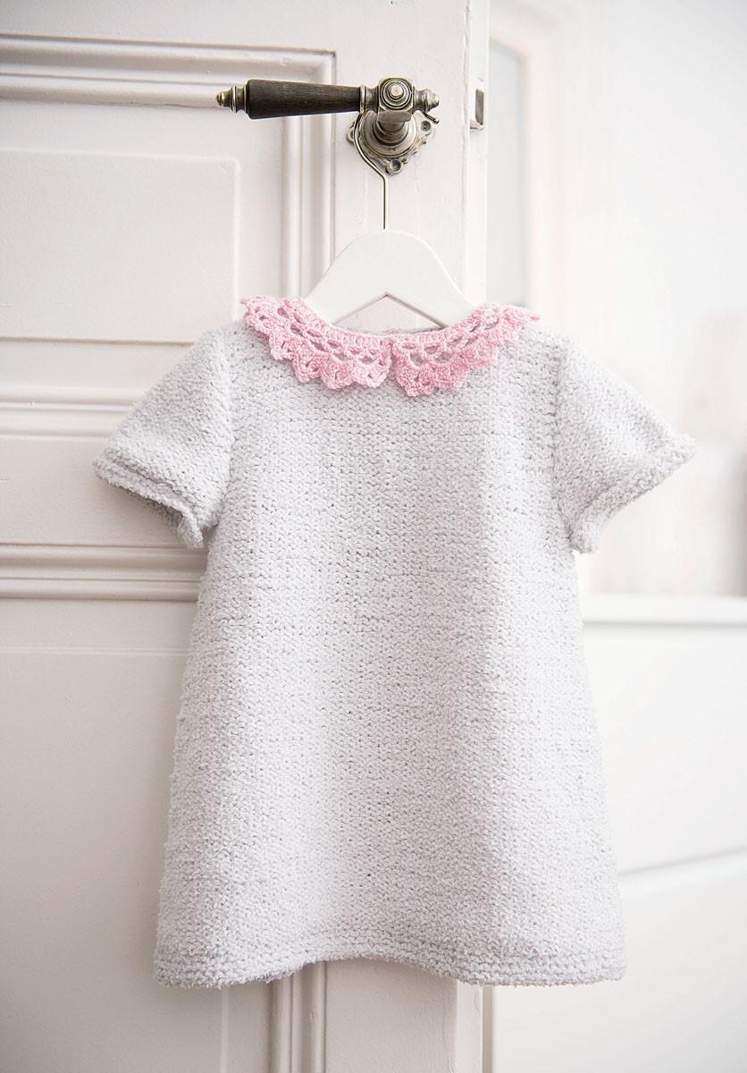 Lana Grossa KJOLE Baby Soft/Cool Wool Baby