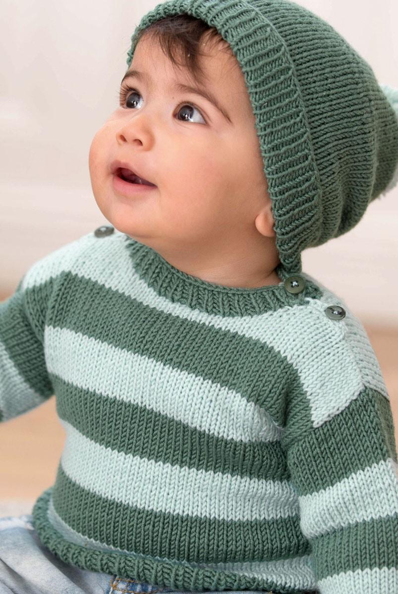 Lana Grossa SWEATER Cool Wool