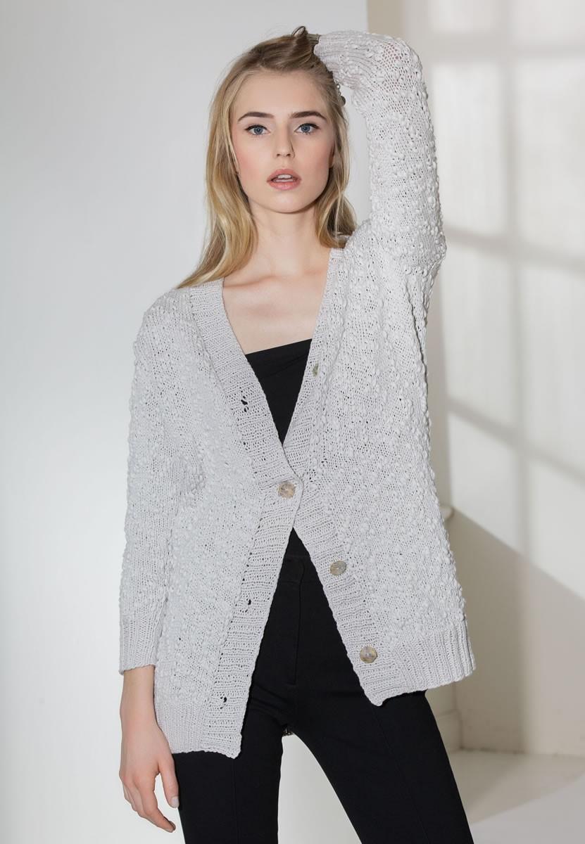 Lana Grossa JAKKE Cotton Style/Only Cotton