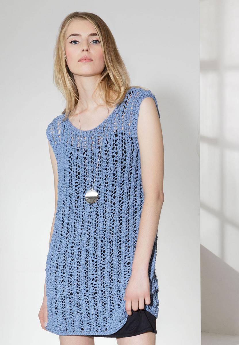 Lana Grossa TUNIKA Cotton Style/Only Cotton