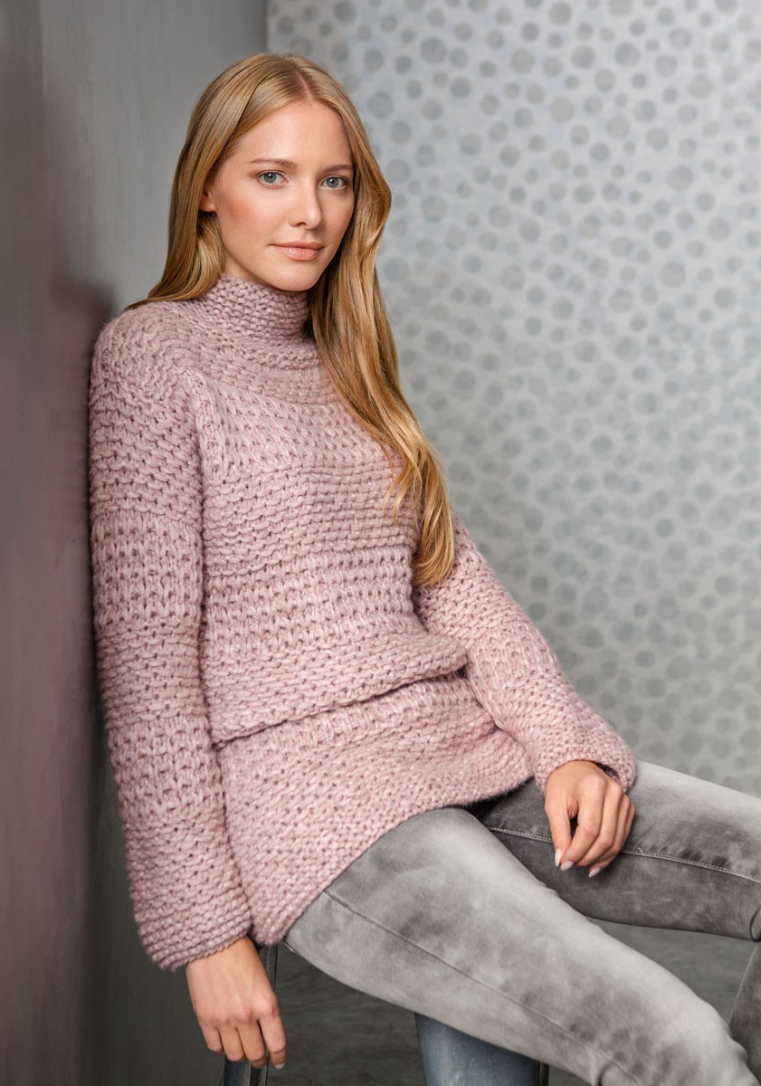Lana Grossa SWEATER Lala Berlin Lovely