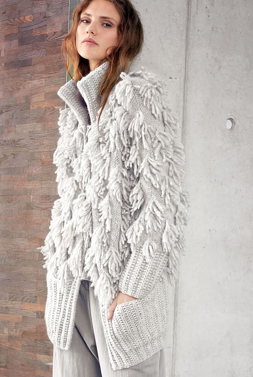 Lana Grossa JAKKE Alta Moda Cashmere 16/Cloud
