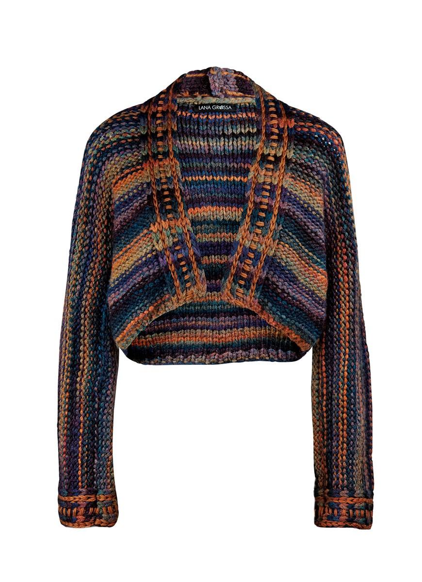 Lana Grossa JAKKE Alta Moda Superbaby Uni/Color