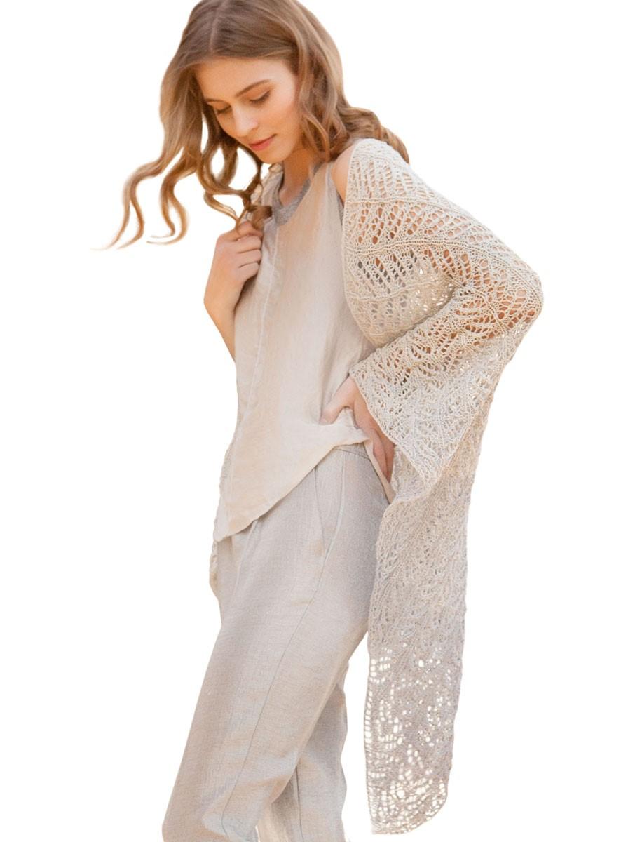 Lana Grossa SJAL Shades of Cotton Linen