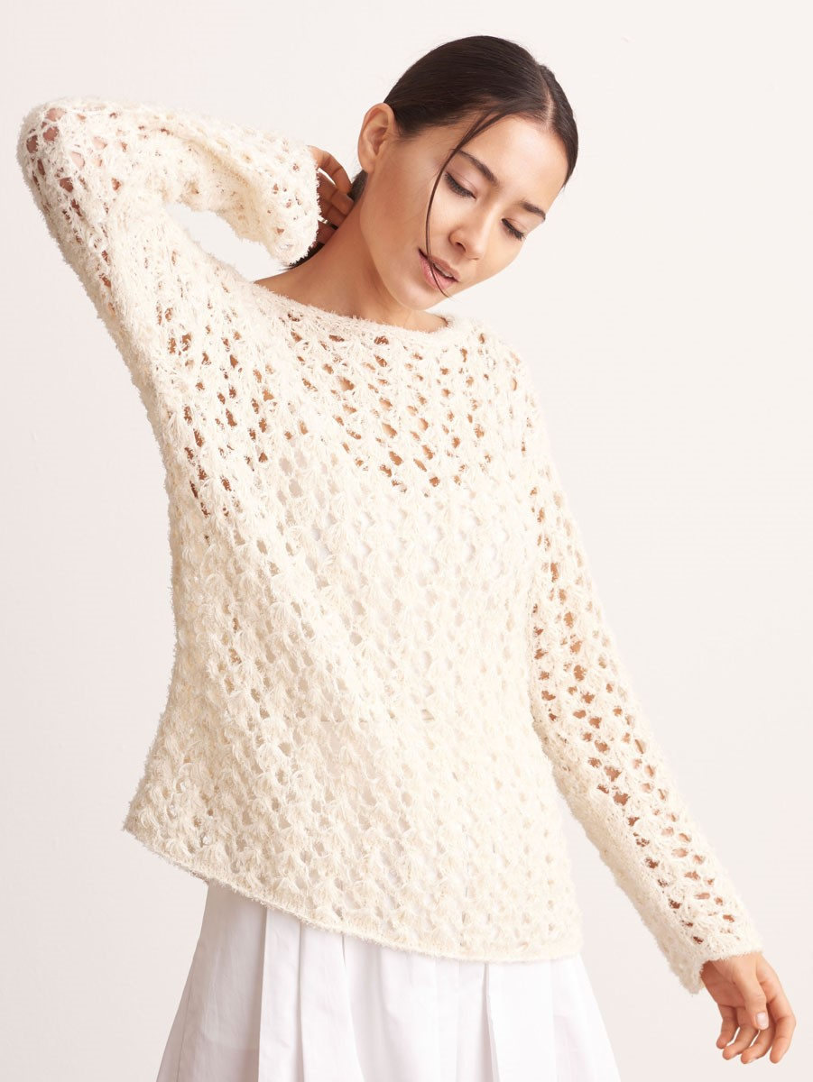 Lana Grossa SWEATER Cresta