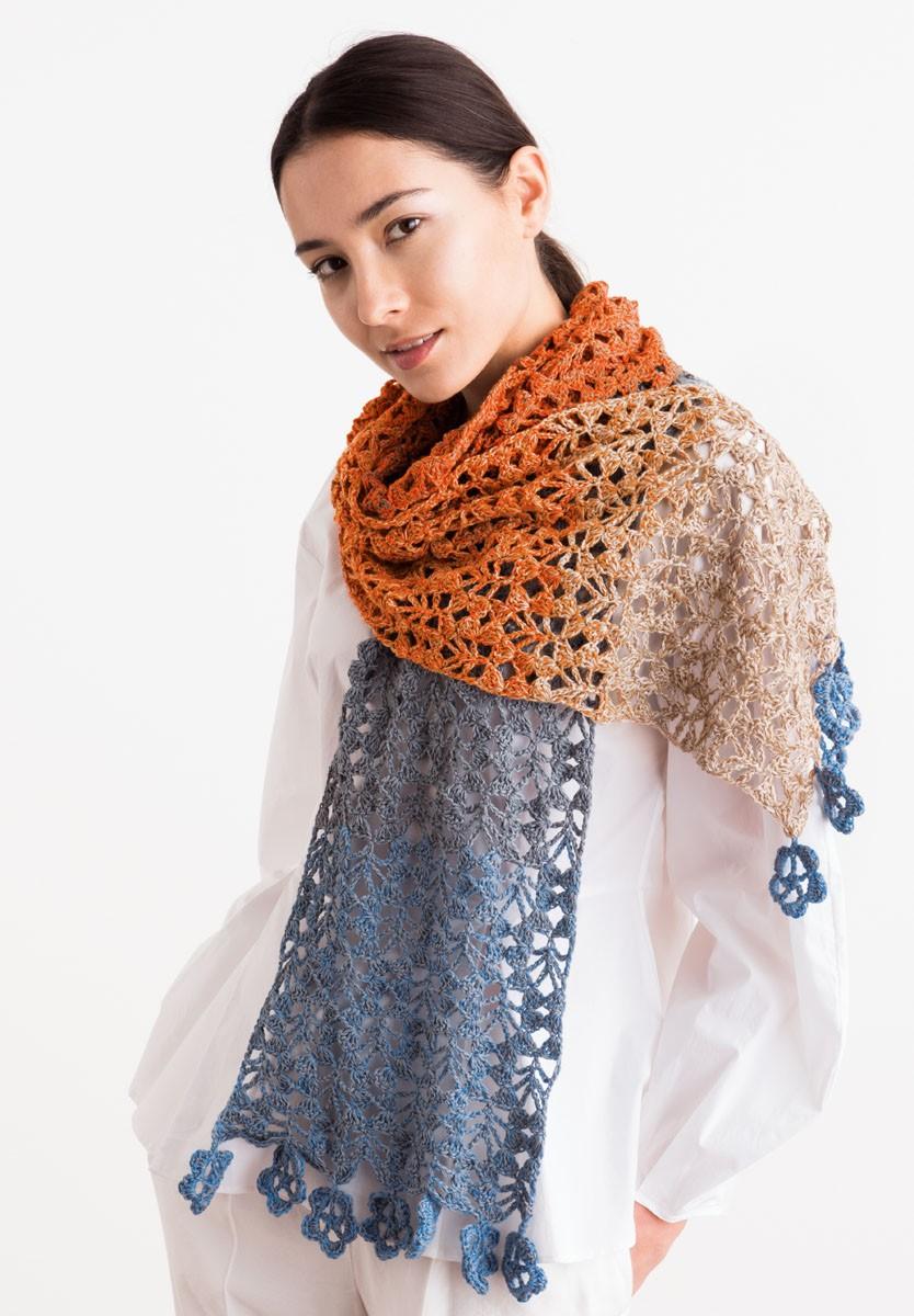 Lana Grossa TøRKLæDE Shades of Merino Cotton