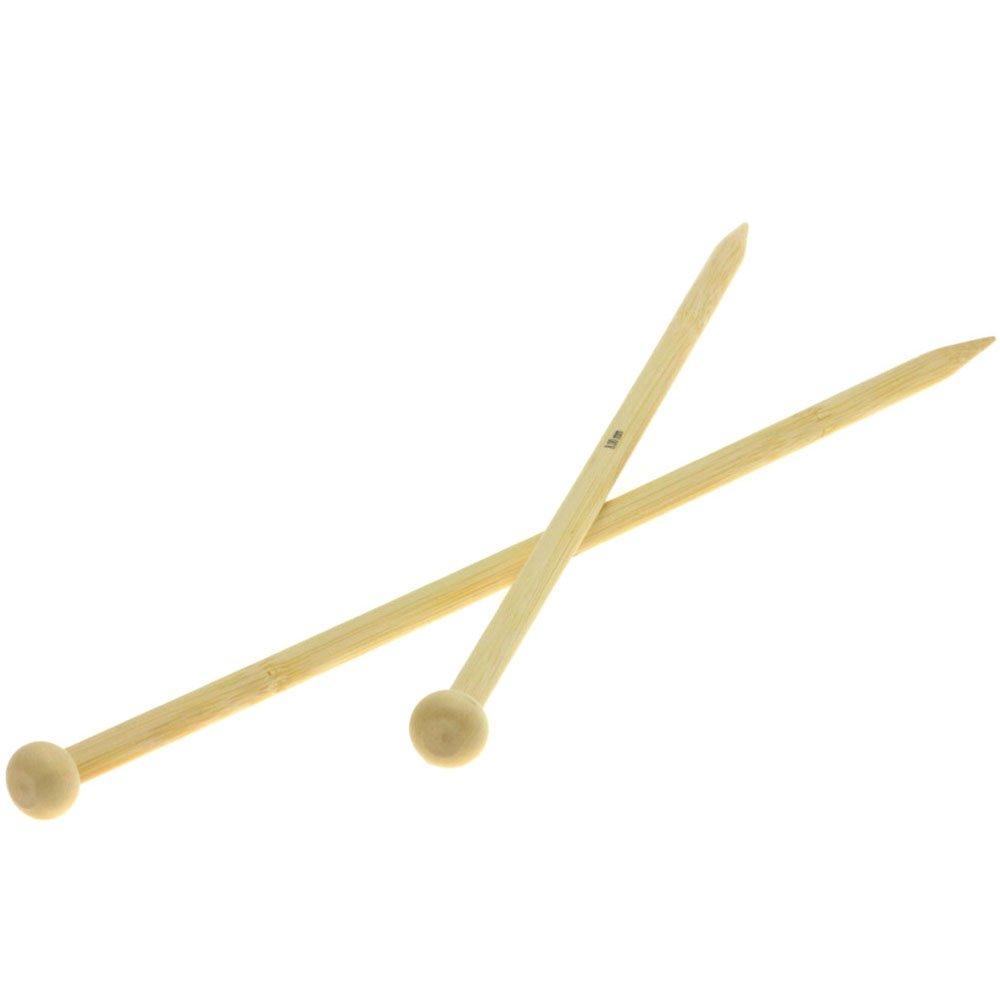 Lana Grossa Strikkepinde Bambus Str. 8,0