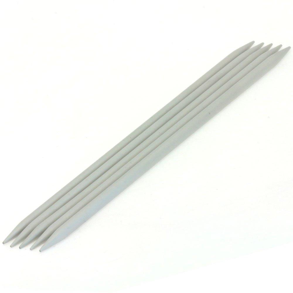 Lana Grossa Strømpepinde Sæt Aluminium Hule Rør Str. 6,0/20cm