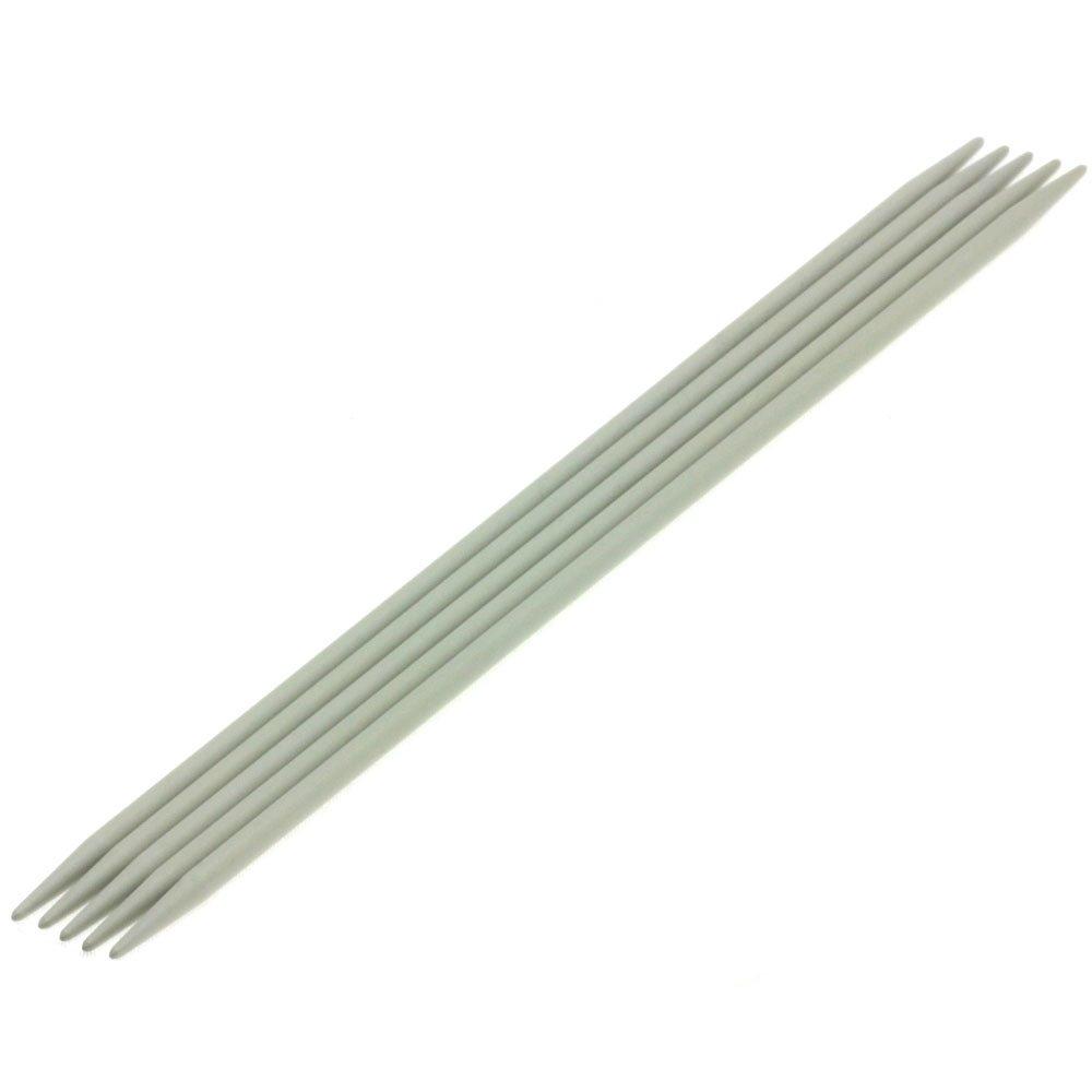 Lana Grossa Strømpepinde Sæt Aluminium Str. 3,0/15cm