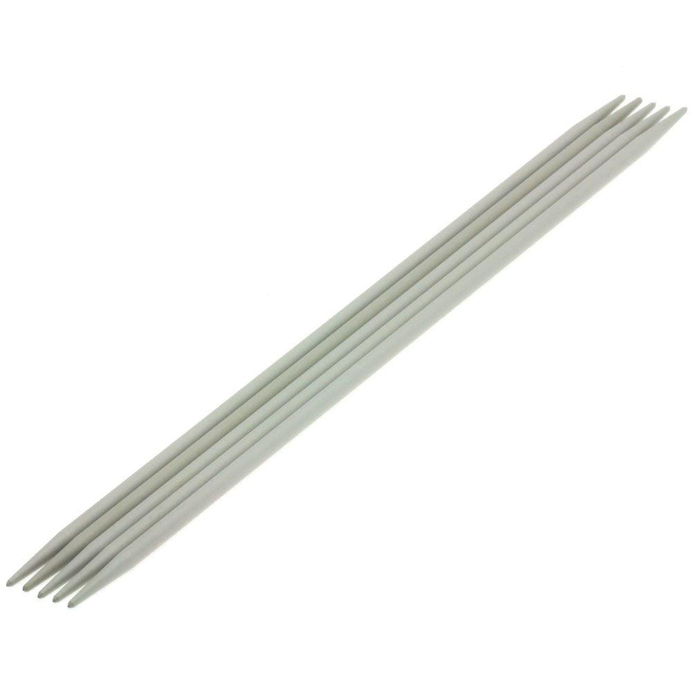 Lana Grossa Strømpepinde Sæt Aluminium Str. 4,0/20cm