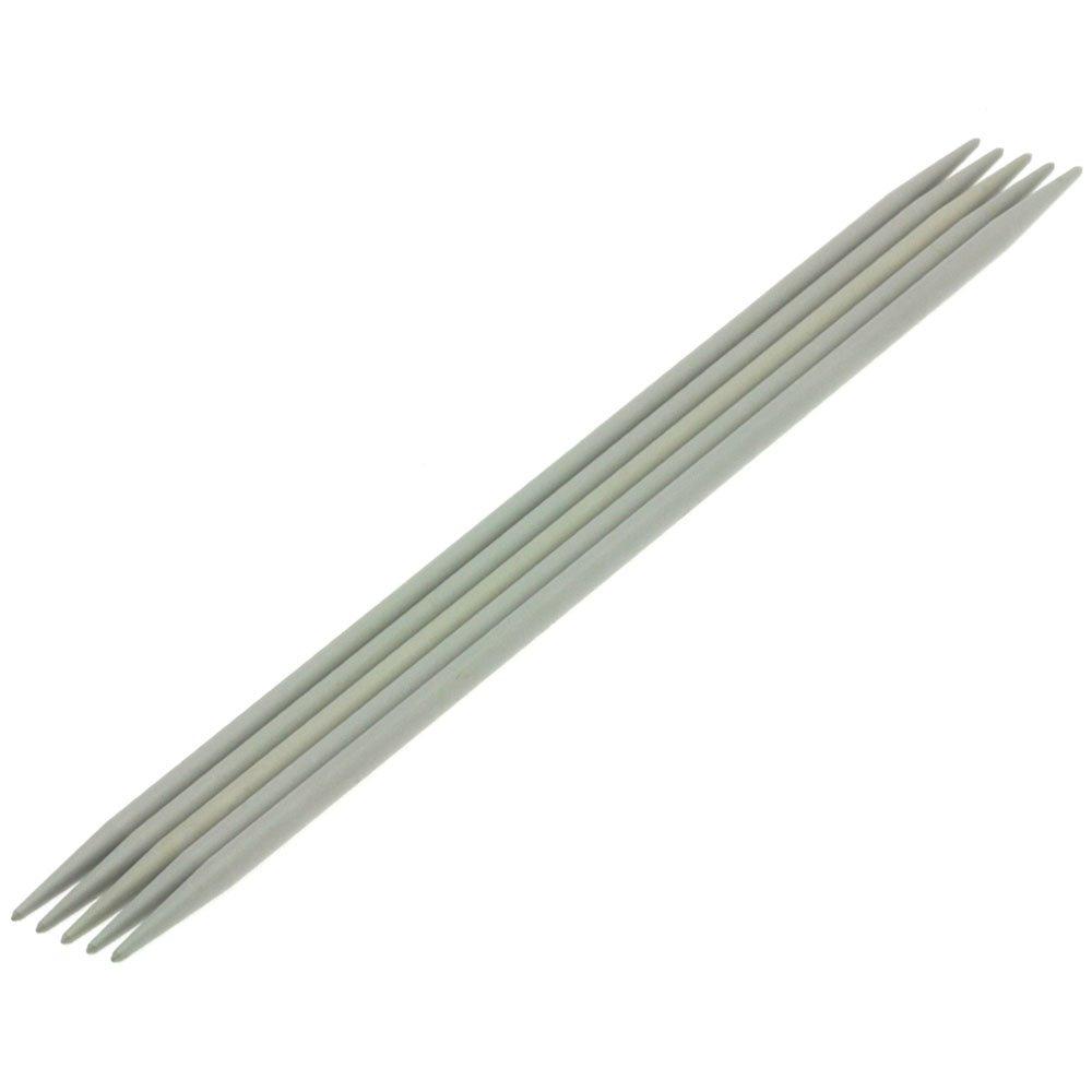 Lana Grossa Strømpepinde Sæt Aluminium Str. 4,5/20cm