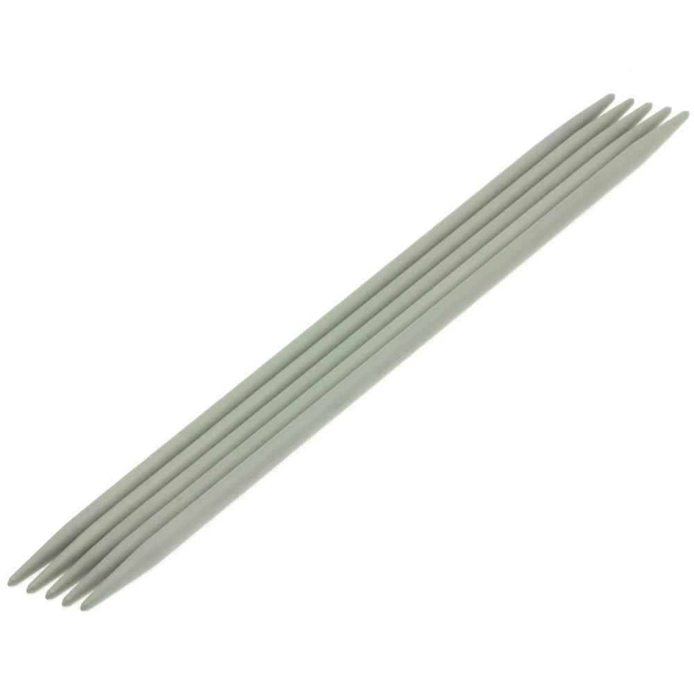Lana Grossa Strømpepinde Sæt Aluminium Str. 5,0/20cm