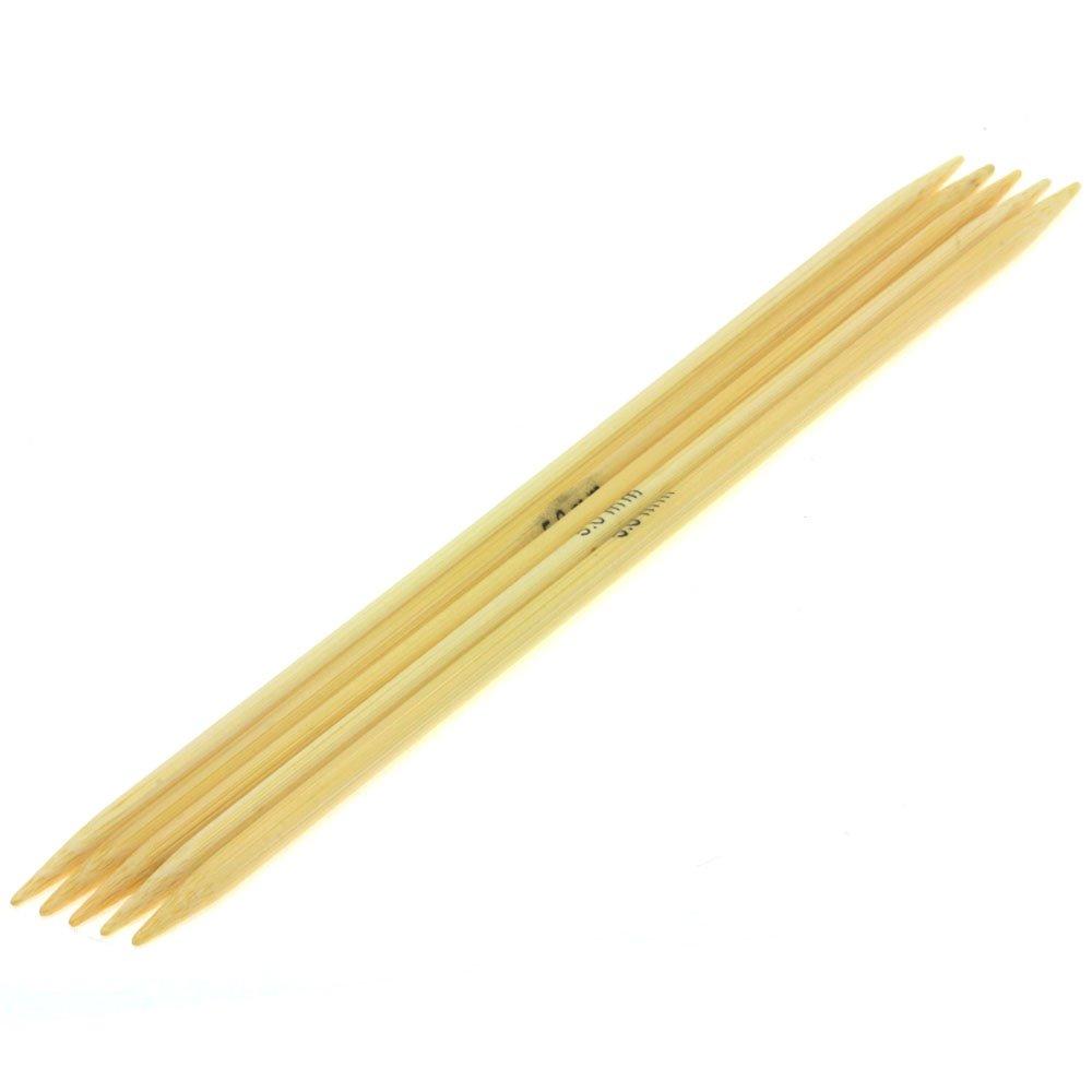 Lana Grossa Strømpepinde Sæt Bambus Str. 5,0/20cm