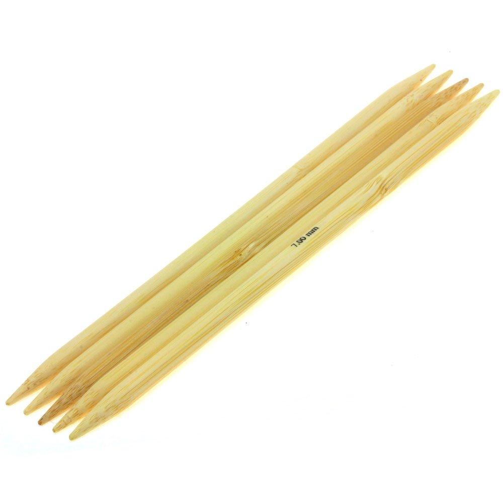 Lana Grossa Strømpepinde Sæt Bambus Str. 7,0/20cm