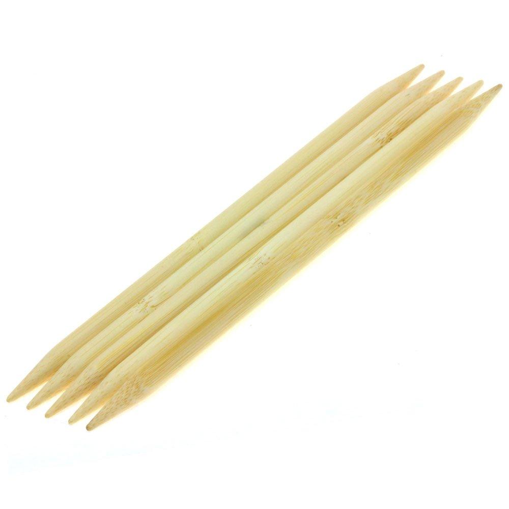 Lana Grossa Strømpepinde Sæt Bambus Str. 8,0/20cm