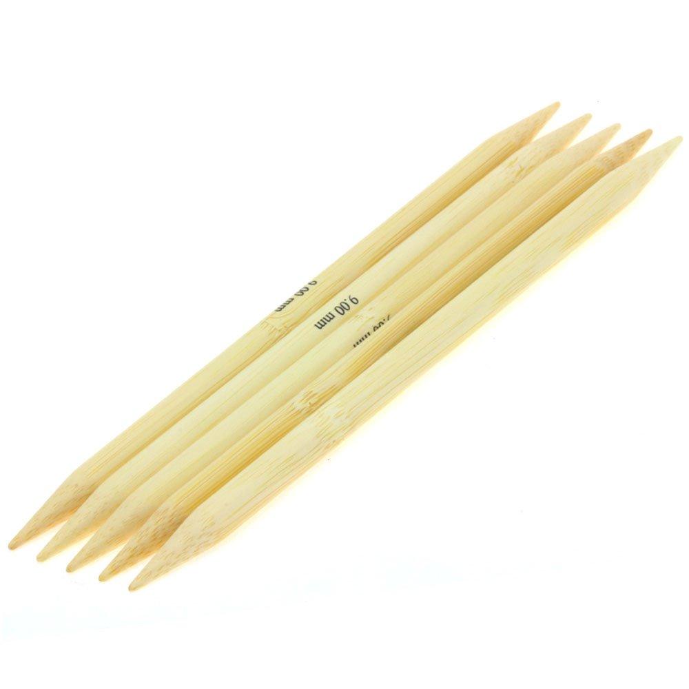 Lana Grossa Strømpepinde Sæt Bambus Str. 9,0/20cm