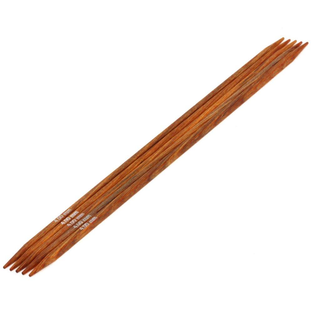 Lana Grossa Strømpepinde Sæt Design Træ Quattro Str. 4,0/20cm
