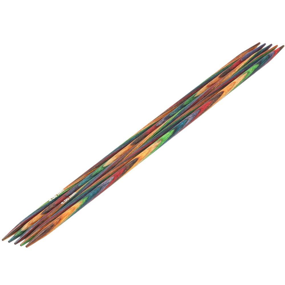 Lana Grossa Strømpepinde Sæt Design Træ Color Str. 4,5/20cm